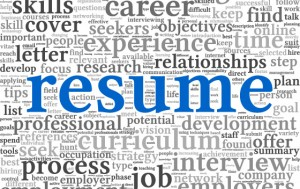 Resumes and Cover Letters for Results @ A&FRC