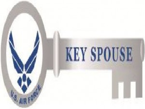Key spouse logo