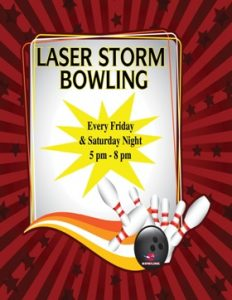 All You Can Bowl @ CAFB Bowling Center