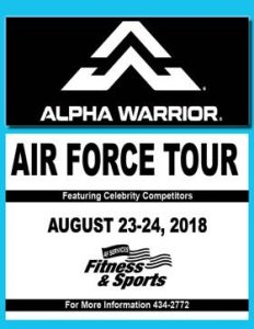 Alpha Warrior Celebrity Tour @ Fitness Center