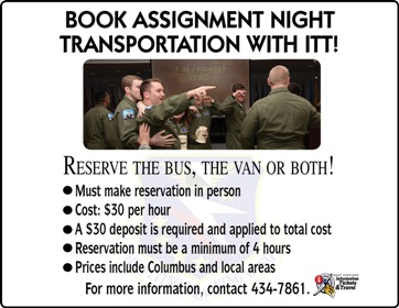 Copy of Assignment Night Transportation Horiz