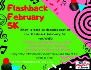 Flashback February 5K @ Fitness Center