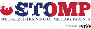 (STOMP) Specialized Training of Military Parents Webinar @ AFRC