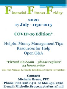 (Virtual) Financial Fitness
