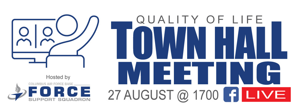 Quality of Life Town Hall Meeting hosted by 14th FSS
