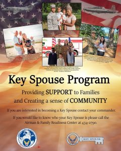 Key Spouse Mentor Training @ A&FRC