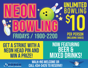Neon Bowling @ Bowling Center